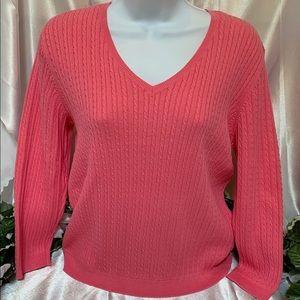 💖 Lauren Ralph Lauren Petite Medium Sweater 💖